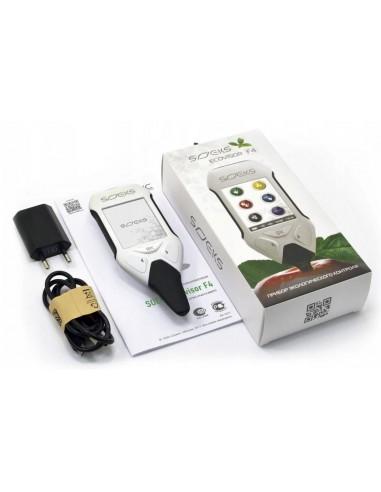 Ecotester food products Soeks Ecovisor F4