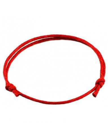 Красный браслет Haretski