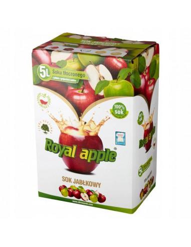Sok jabłkowy Słoneczna Tłocznia 5L