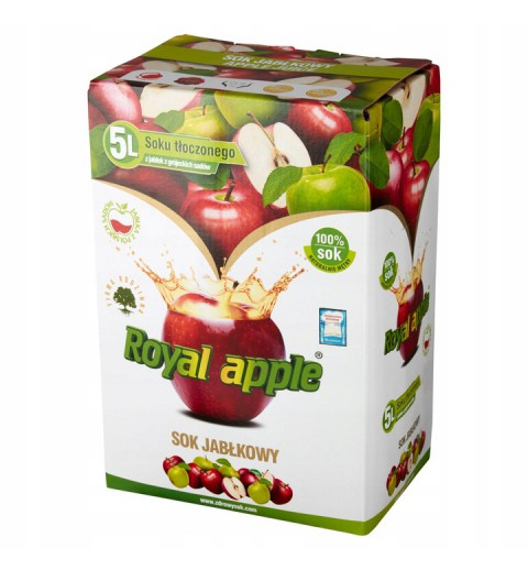 Apple juice 5L