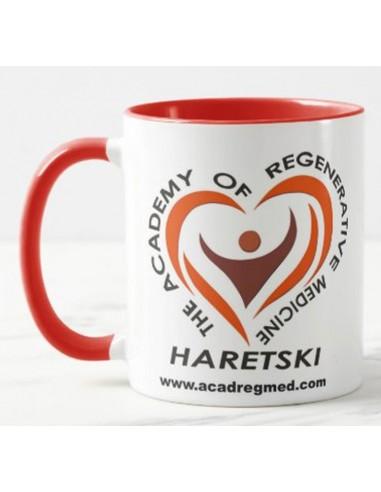 Керамическая кружка Haretski