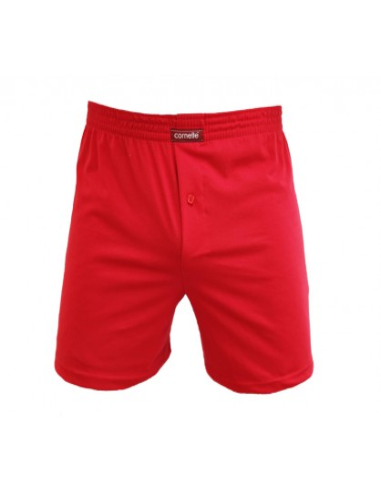 Men's boxers red