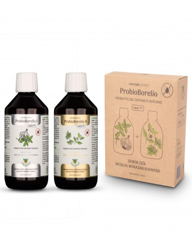 ProbioBorelio - probiotic plant extract